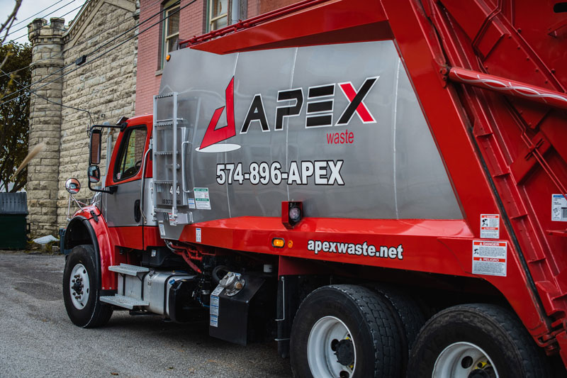 Apex Waste Management Garbage Pickup Northern Indiana