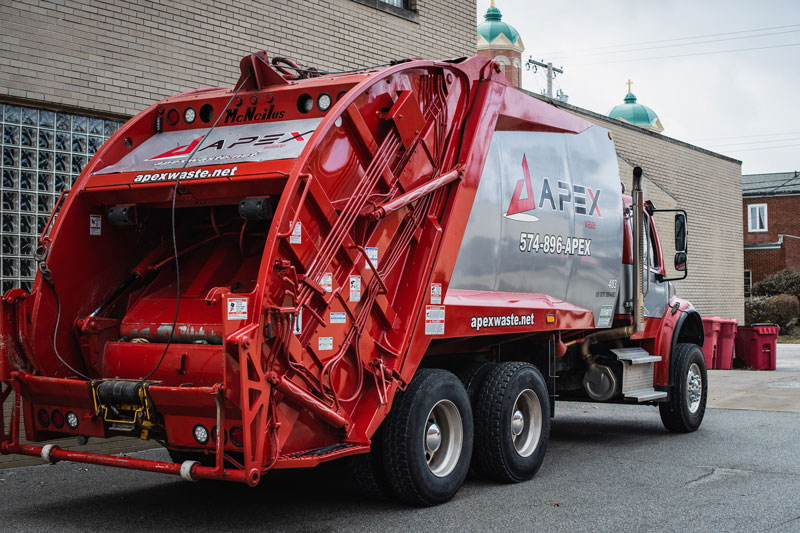 Northern Indiana Commercial Waste Management Apex Waste