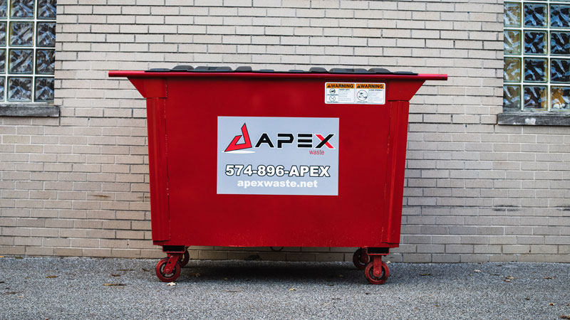 Commercial Waste Management Northern Indiana Apex Waste