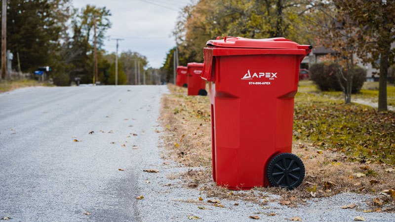 Residential Waste Management Northern Indiana Apex Waste